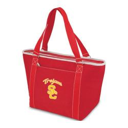 Picnic Time Topanga USC Trojans Embroidered Red