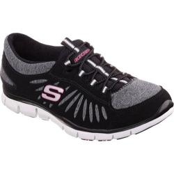 Women's Skechers Gratis TGIF Black/White
