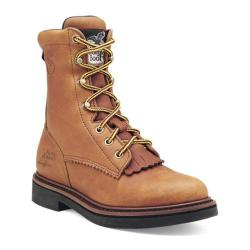 Men's Georgia Boot G70 8in Lacer Gold Coast Barracuda SPR Leather