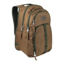 Dickies Cool Backpack Brown Duck