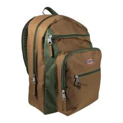 Dickies Double Deluxe Backpack Brown Duck