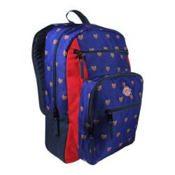 Dickies Double Deluxe Backpack Foxes