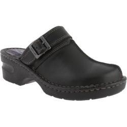 Women's Eastland Mae Black Leather
