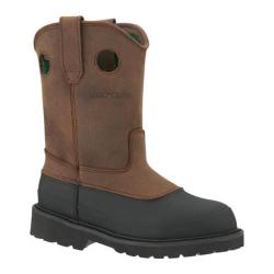 Children's Georgia Boot G2414 Muddog Wellington Dark Brown Crazy Horse Leather