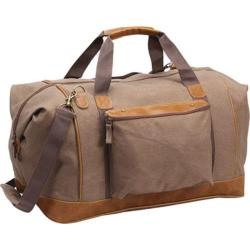 Goodhope P4659 Tahoe Canvas Duffel Tan
