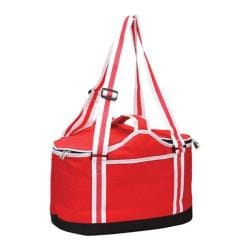 Goodhope P7207 Crunch Cooler Basket (Hot and Cold) Red