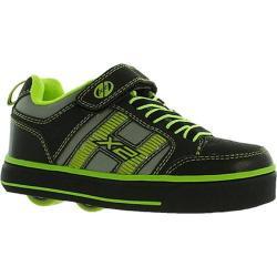 Boys' Heelys Bolt X2 Black/Lime