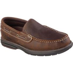 Men's Skechers Relaxed Fit Volte Pelix Brown