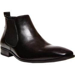Men's Steve Madden Bennyy Black Leather