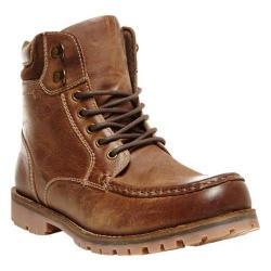 Men's Steve Madden Fisher Brown Leather