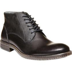 Men's Steve Madden Garisonn Black Leather