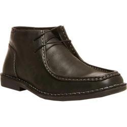 Men's Steve Madden Handler Black Leather