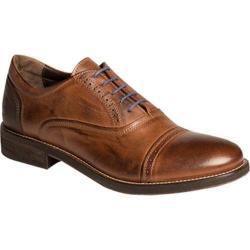 Men's Bacco Bucci Boni Brown Leather