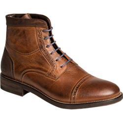 Men's Bacco Bucci Lorenzi Tan Leather
