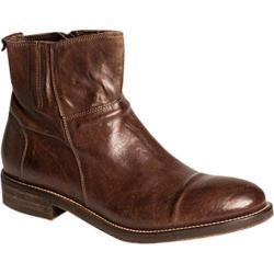 Men's Bacco Bucci Seppi Brown Leather
