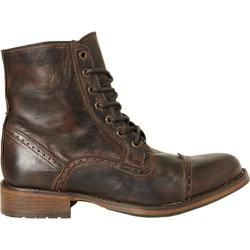 Men's Steve Madden Nathen Brown Leather