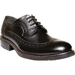 Men's Steve Madden Remaine Black Leather