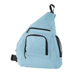 Mercury Luggage Blue Sling Backpack