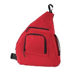 Mercury Luggage Red Sling Backpack
