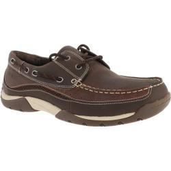 Men's Vionic with Orthaheel Technology Eddy Brown