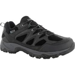 Men's Hi-Tec Altitude Trek Low Waterproof Black
