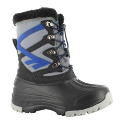 Children's Hi-Tec Avalanche Junior Black/Grey/Blue