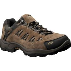 Men's Hi-Tec Bandera Low Waterproof Bone/Brown/Mustard