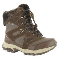 Women's Hi-Tec Fusion Thermo Mid Waterproof Chocolate/Taupe