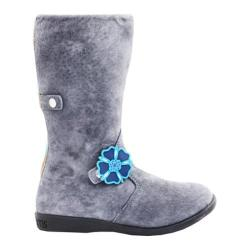 Girls' Bumbums & Baubles Belle Boot Shadow Suede