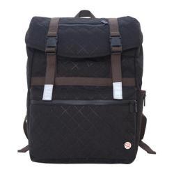 Token Quilted Lorimer Backpack (Medium) Black