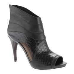 Women's Vince Camuto Franka Black Shiny Snake/Nappa