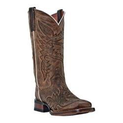 Women's Dan Post Boots Sidecar DP2885 Tan Mad Cat Leather