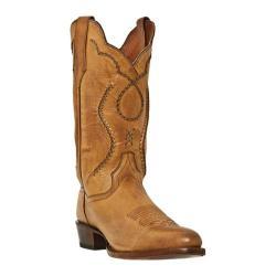 Men's Dan Post Boots Albany DP26690 Palomino Saddle Leather
