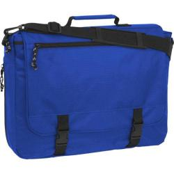 Mercury Luggage Book Bag Royal Blue