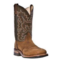 Men's Dan Post Boots Castle Rock Steel Toe DP69790 Saddle Tan Leather