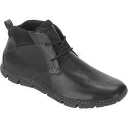 Men's Rockport Rocsports Lite 2 Chukka Boot Black Leather