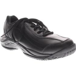 Women's Spring Step Alert Black Leather