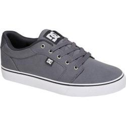 Women's DC Shoes Anvil TX Grey/White