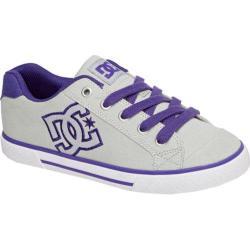Women's DC Shoes Chelsea TX Grey/Purple