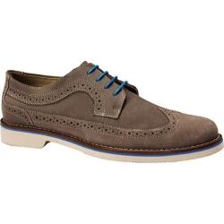 Men's Dockers Edeson Grey Suede/Fusion Blue Stitch