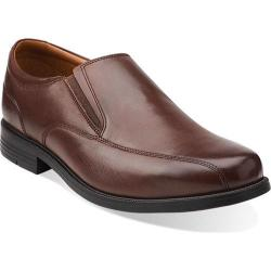 Men's Clarks Beeston Step Brown Leather