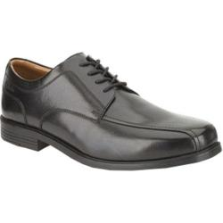 Men's Clarks Beeston Stride Black Leather