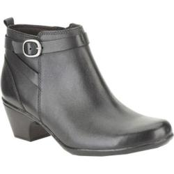 Women's Clarks Malia Hawthorn Black Leather