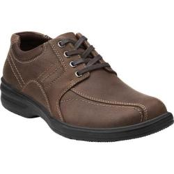 Men's Clarks Sherwin Limit Chocolate Leather