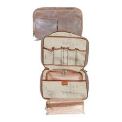 Scully Leather Travel Kit Aerosquadron Collection 634 Walnut