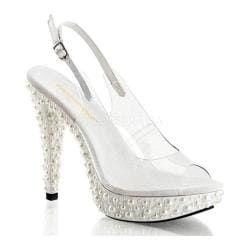 Women's Fabulicious Cocktail 518 Clear/White