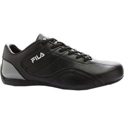 Men's Fila Exalade Black/Black/Metallic Silver
