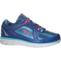 Women's Fila Finest Hour Neoprene Classic Blue/Bluefish/Knockout Pink