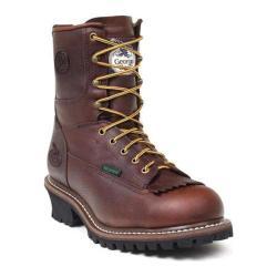 Men's Georgia Boot G7313 Protective Toe Work Boot Brown