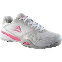 Women's Peak Olga Govortsova II White/Rose